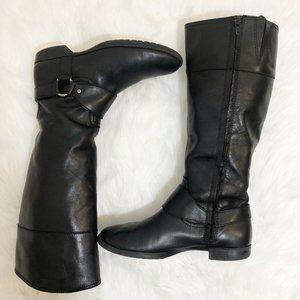 RALPH LAUREN Sulita Tall Leather Riding Boots 7B